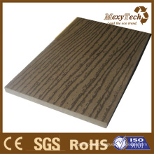 WPC Solid Decking with Real Wood Texture