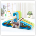PP Plastic High Quality Clothes Hanger Set of 5 (46.5*22.2cm)