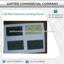 Fiches d'assemblage / joints d'étanchéité résistant aux acides disponibles auprès des meilleurs fabricants