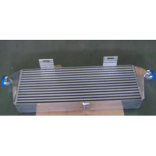 Intercooler for auto AC system
