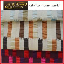 Poliéster tecido sofá jacquard EDM0019