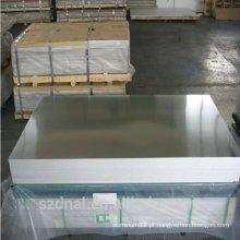 Boa tampa da lâmpada de qualidade de superfície 5052 Folha de alumínio H32 China fabricante