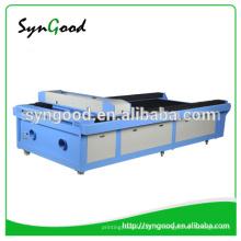 Портативная машина для резки лазера SG1325 средняя кровать co2