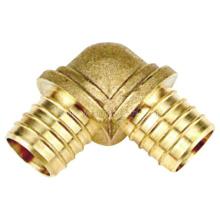 Male X Male Brass Fitting (Brass Elbow a. 0423)