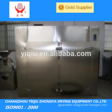 Professional hot air circle oven lemon peel drying machine