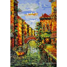 Mosaic Hand Cut Mural