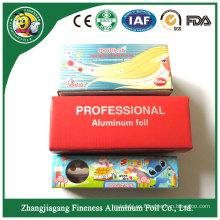 Papel de aluminio modificado para requisitos particulares color del pelo del rizo del precio de fábrica para la peluquería