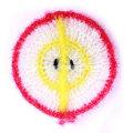 Hand Crochet Scrubbers Scrubbies, Dish Scrubber Factory, Watermelon