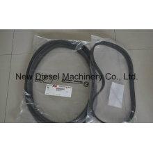 Mtu piezas de motor diesel cinturón de ventilador (5229970092 0139973692)