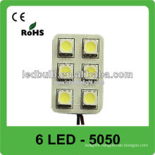 DC12V 5050 SMD Car led dome light