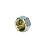 Cap Female (Hz8045) of Brass Fitting