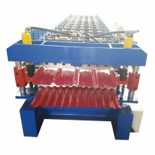 Double Deck Roof Sheet Cold Roll Forming Machine
