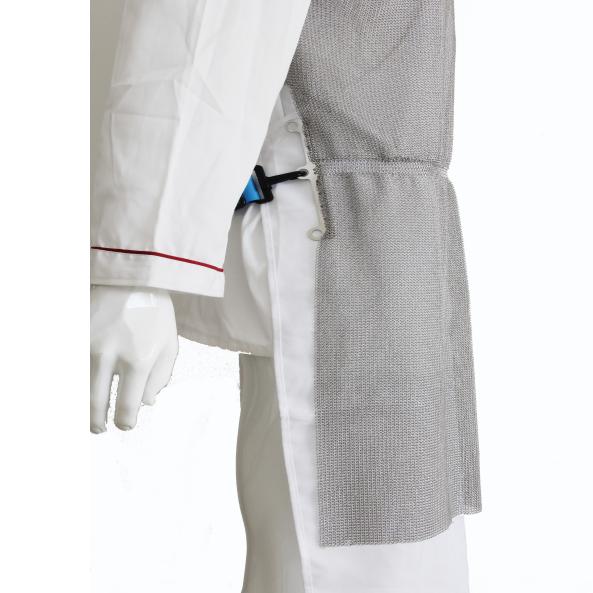 ring mesh cutting resistgant apron