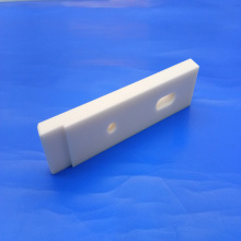 99.5% Alumina Custom Ceramic Guide Plates For Solar