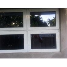 Portas de alumínio e janelas de vidro duplo de melhor categoria residencial