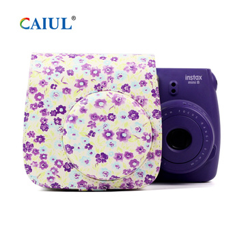 Instax Mini 9 Romantic Sakura Instant Camera Case