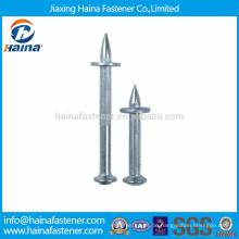 Hochfester Stahl / legierter Stahl Länge 30mm-100mm HDD Schießnägel