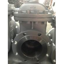 Válvula de compuerta con bridas API (ASTM / ANSI A182 WCB 150LB)