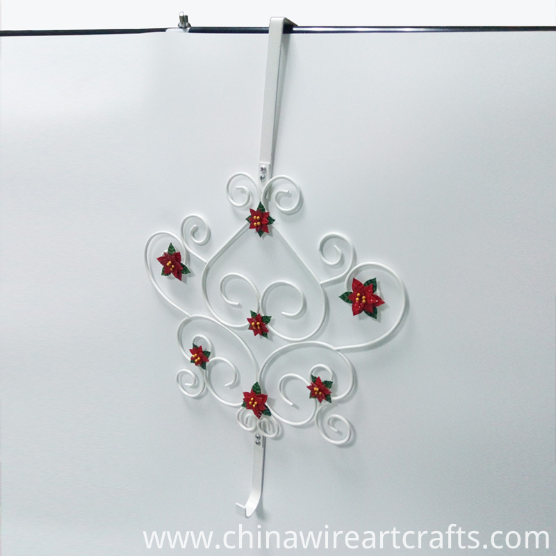 Decorative Hanger For Hanging Clothes Coat Hat