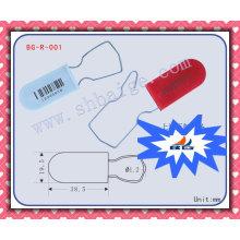 Selo de cadeado BG-R-001 para uso de segurança Selo de cadeado, selo de marca, selos de segurança de recipiente, selo fornecedor