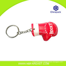 Promotional cheap new promotional gloves key rings