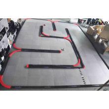 Can Drift 39 metros quadrados grande faixa de tamanho para o carro RC