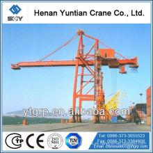 Grúa de alta calidad famosa de China STS de la marca para el cargamento y la descarga del envase