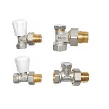 Латунный радиаторный клапан (a. 7018)