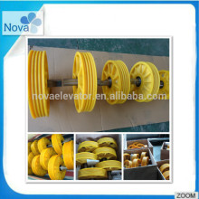 High quality nylon sheave for villa elevator