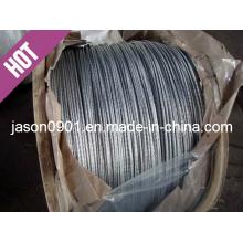 Fil d'acier galvanisé (ASTM A475)