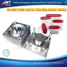 Einweg-Food Container Spritzgießwerkzeug