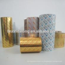 Papel de aluminio médico 8011