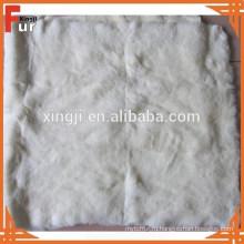 Китайский производитель оптовая стриженый мех кролика