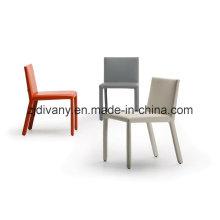 Silla de cuero de muebles para el hogar (C-59)