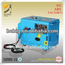 Easy to hand diesel welding generator 190A