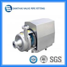 Pompe centrifuge sanitaire en acier inoxydable