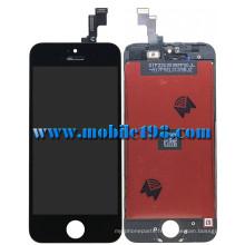 Écran d'affichage à cristaux liquides pour l'iPhone 5s avec l'écran tactile de numériseur