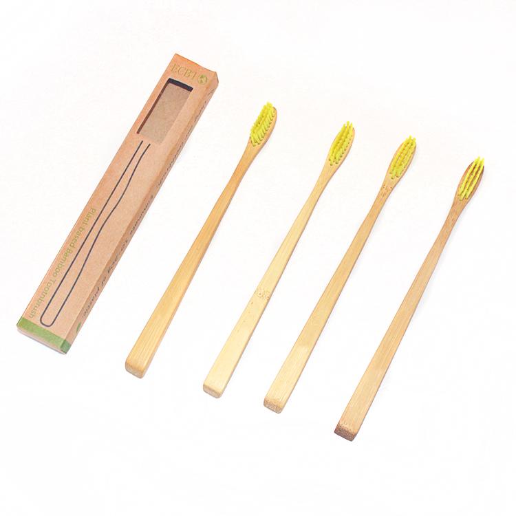 Organic Bamboo Toothbrush
