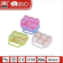 plastic egg server with handle