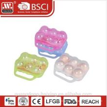 servidor de ovo plástico com alça
