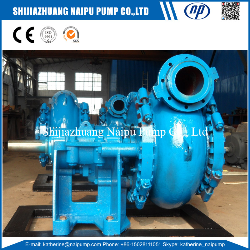 8x6 River Sand Slurry Pump