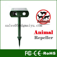 Solar Powered-Motion Activated Animal Repeller