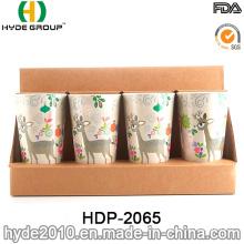 New BPA Free Bamboo Fiber Coffee Cup (HDP-2065)