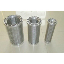 Stainless Steel Mesh Barrel Filter SUS304