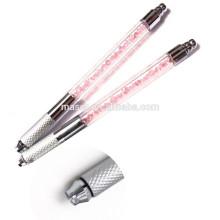 PMU Herramientas manuales de mano Microblading, Semi permanente Maquillaje Microblading Pen