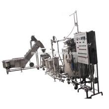 Máquina industrial de encargo de la extracción del extractor del zumo de fruta del acero inoxidable