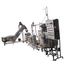 Custom Industrial Stainless Steel Fruit Juice Extractor Extraction Machine