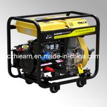 Outdoor Welder Generator with Wheels (DG8600EW)