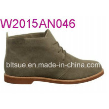 Nuevos productos de moda Top Chukka zapatos de venta en invierno