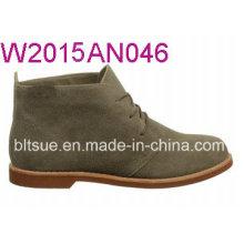 Nouveaux produits Top Style Chaussures Chukka Chaud en hiver